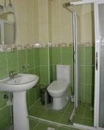 3 Numaralı Dairemizin Banyosu