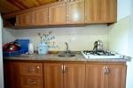 Çatı Katı Apart Dairenin Mutfağı