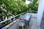 Apart Odalarımızın Balkonu