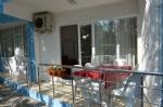 5 Kişilik Apart Dairelerimizin Balkonu