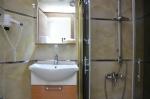 Dört Kişilik Aile Odalarımızın Banyosu B Blok