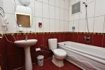 Beş Kişilik 1+1 Odalarımızon Banyosu