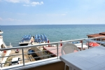 Çift Kişilik Deniz Manzaralı Odalarımız Balkonu