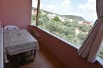 3. Kat Apart Üç Kişilik Odamızın Balkonu